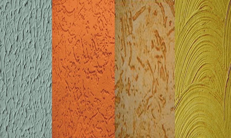 o que é textura projetada